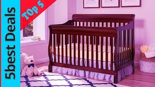 Top 5 Best Baby Cribs Reviews 2019