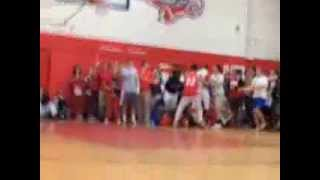 Seventh Woods vs. Xavier McDaniel - Dunk Contest