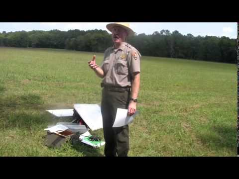 Eli Lilly's Battery at Viniard's Field Chickamuaga Jim Odgen Pt  2