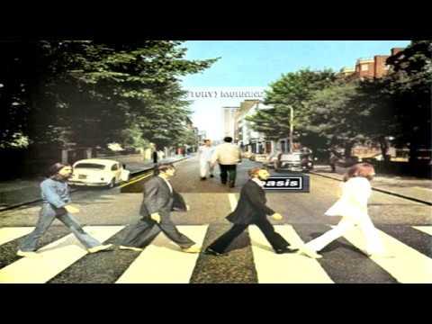Oasis vs. The Beatles - Hey Whatever Jude (YITT mashup)