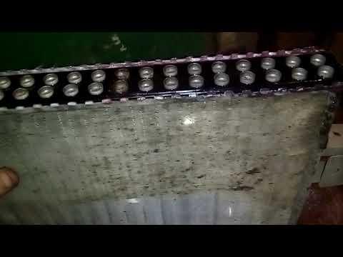 Ремонт основного  радиатора ВАЗ 2107