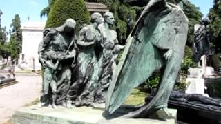 Monumental Cemetery Milan