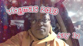 Gambar cover VLOGMAS 2019 DAY 12 -- THE END IS MUCH BETTER THAN THE BEGINNING