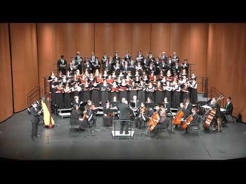 Upper School Choir & Orchestra - Fauré Requiem   The John Cooper School