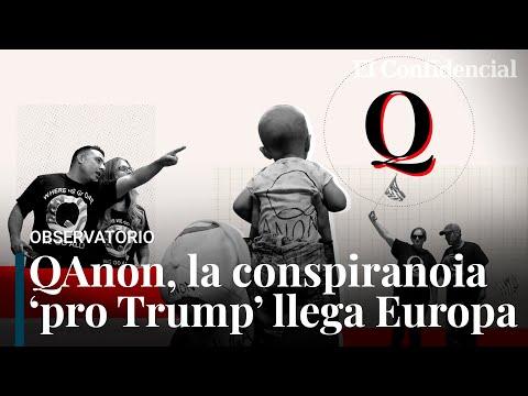 QAnon, así es la conspiranoia de los seguidores de Trump y que no para de crecer