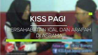 vuclip Persahabatan Ical dan Arafah di Asrama - Kiss Pagi