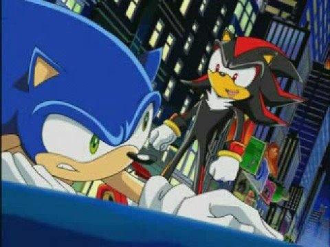 Sonic x redub you gotta try these cookies youtube - Jeux de sonic vs shadow ...