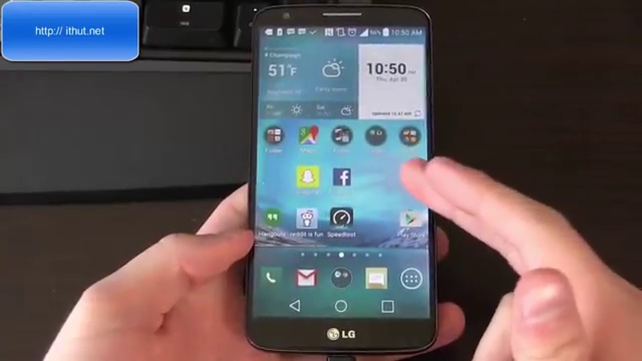 How to Root any LG Mobile | ithut ( ) net