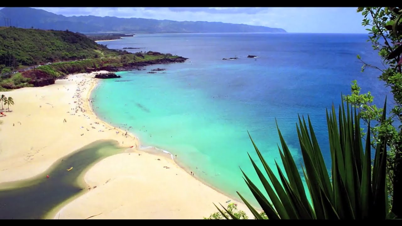 Top Twenty Tourist Attractions North Shore Oahu Hawaii Youtube