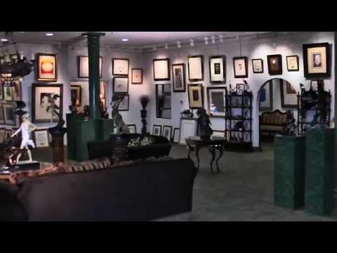 Centaur Galleries of Las Vegas, Nevada - Fine Art Gallery