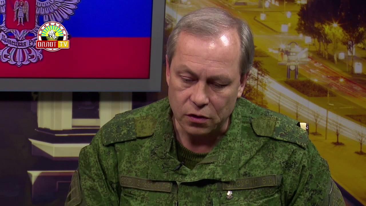 """Программа """"Без галстуков"""": Заместитель командующего оперативным командованием ДНР Эдуард Басурин"""