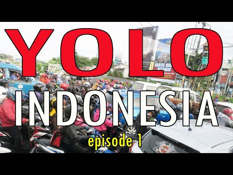 Day 1 in Indonesia, Depok & Margo City Mall | YOLO INDONESIA Episode 1