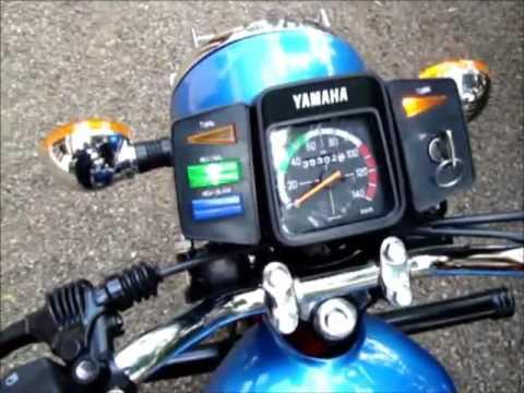 Yamaha Rx 100 An Rebuild