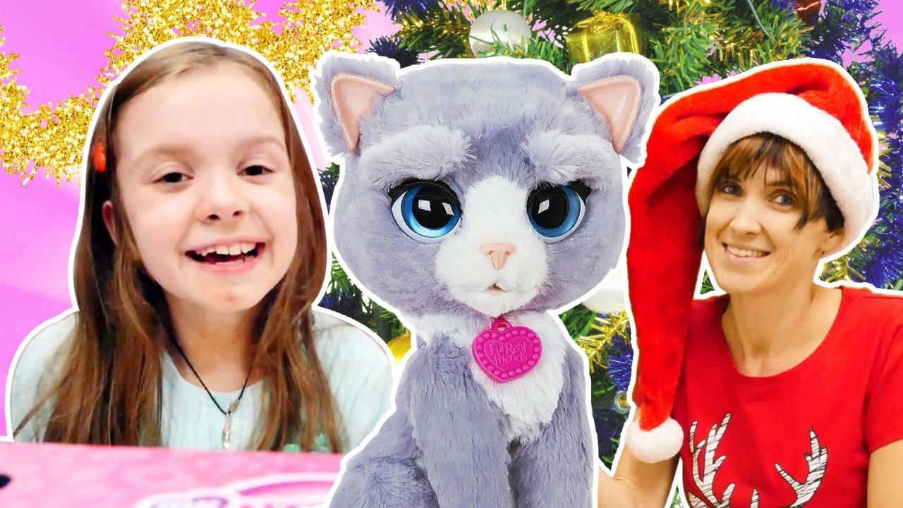 Подарки ЧЕЛЛЕНДЖ на Новый год 2017 - детские игрушки и подарки детям от Hasbro. Игрушки для девочек.