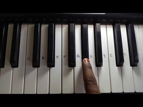 Phir Bhi Tumko Chaahunga Part 1   Half Girlfriend   Arijit Singh   Piano Chords Tutorial
