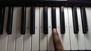 Download Mp3 Phir Bhi Tumko Chaahunga Part 1 | Half Girlfriend | Arijit Singh | Piano Chords