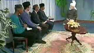 Meeting with English Friends, 27 April 1997.