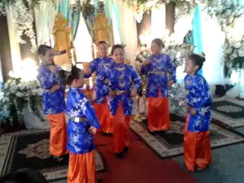 Arcisa Girls berjoget Lodeh mak Lodeh