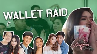 AQ&A: Wallet Raid sa JoshLia, MayWard, at McLisse | Angeline Quinto TV