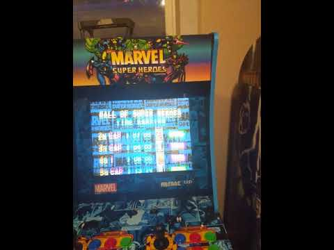 A tour of my Arcade Basement @Arcade1up from Malckie Rob