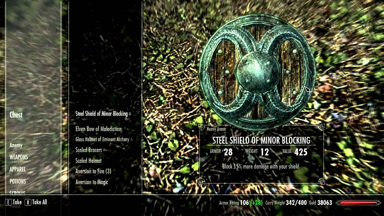 Every Hidden Chest in Skyrim* - Other Games - 343Industries