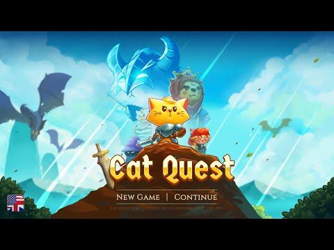 Cat Quest Gameplay | Apple Arcade Games |