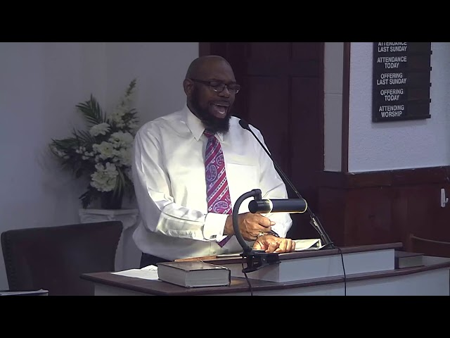 03-17-2021 - Hour Of Power Bible Study with Pastor Kevin T. Daniels, Sr.