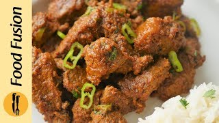 Fried Beef Recipe By Food Fusion
