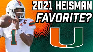 Instead of declaring for the 2021 nfl draft, miami qb d'eriq king decided to use his sixth year eligibility and return hurricanes in 2021. what are your thoughts on decision? , if you ...