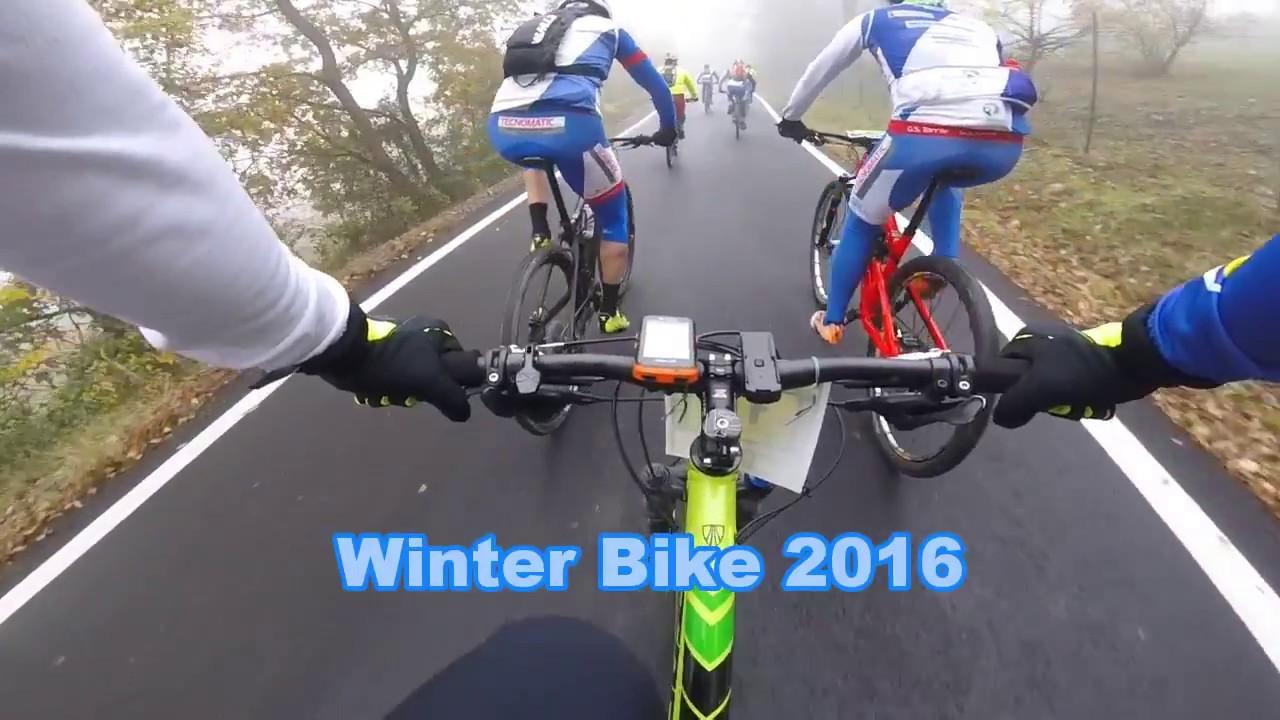 Winter Bike 2016 MTB (Sant\'Andrea Bagni, Parma) - YouTube