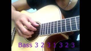 """Bài 1: """"Bản tình ca đầu tiên"""" / Hướng dẫn Guitar by dapvocachai"""