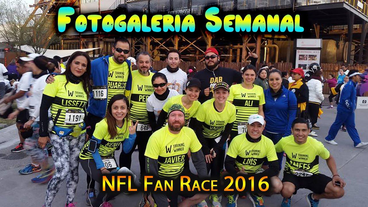 2f66f91c2fd5f Fotogalería NFL Fan Race 2016 - YouTube