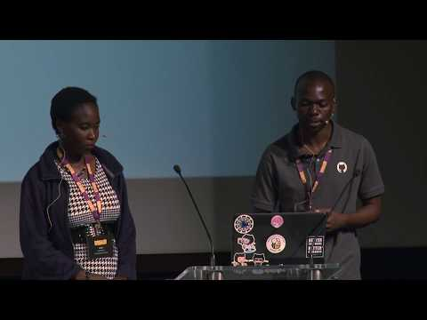 """Setting up a Python Community in Zimbabwe"" by Anna Makarudze & Humphrey Butau"