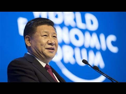 China's Xi Jinping Issues a Defense of Globalization