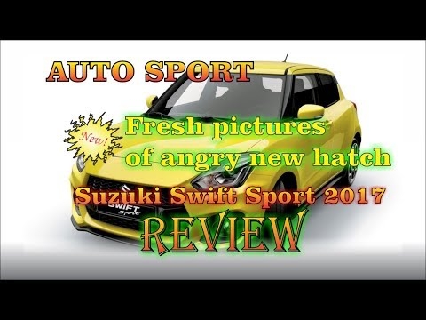 Best affordable and inexpensive reliable sport cars 2017 Suzuki Swift Sport