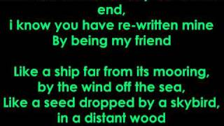 For Good Wicked Karaoke/Instrumental