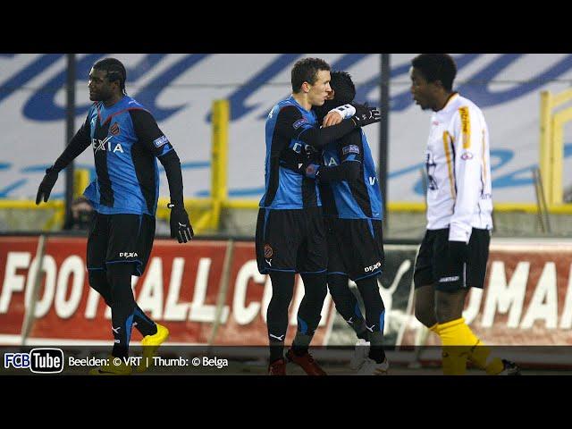 2009-2010 - Cofidis Cup - 02. 8ste Finale - Club Brugge - Sporting Lokeren 2-1