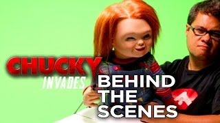 Chucky Invades Behind The Scenes (2013) - The Making of Chucky