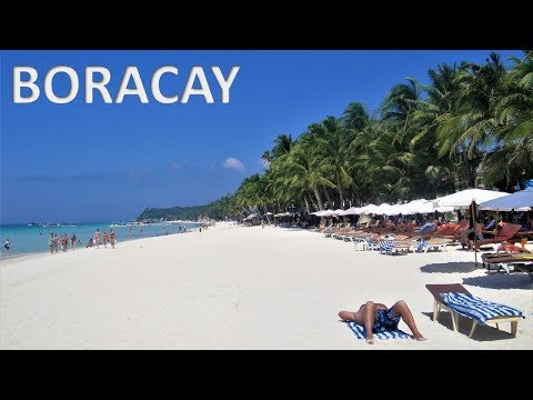 BORACAY TROPICAL ISLAND – Philippines 🇵🇭 [HD]
