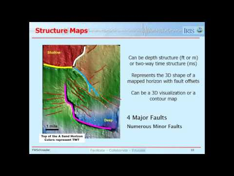 Lesson 11 - Basics of Seismic Interpretation