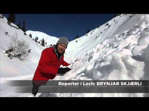 Onthutsende beelden lawine-ongeluk Johan Friso van Noorse website