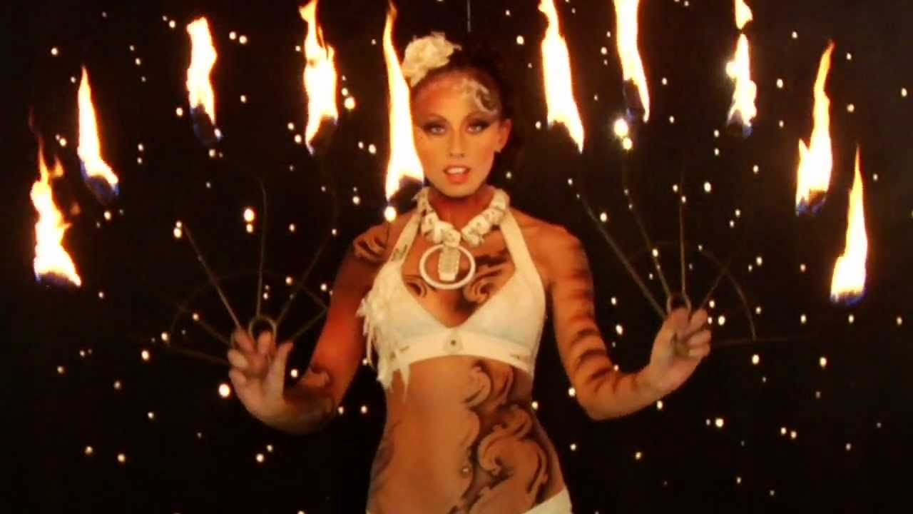 Fire Dancers, Fire Breathers, and Fire Eaters by Zen Arts ...