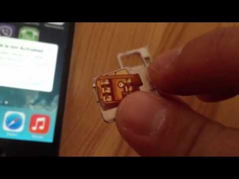 R Sim 9 Pro With Iphone 4s Verizon 16gb Irosetool Force 2g Unlocks