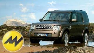 Land Rover Discovery Facelift: Dieses SUV kann auch im Gelände einiges(Wolfgang Rother testet den neuen Land Rover Discovery auf seine Offroad-Qualitäten., 2010-01-30T00:42:43.000Z)
