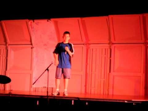 Colby's Washburn Rural Middle School Talent Show
