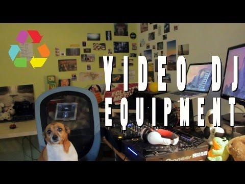 Video DJ Equipment Setups