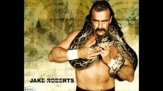 "WWE Jake ""The Snake"" Roberts 1st Theme ""Snake Bit"" CD Quality"