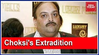 India Pressures Interpol For Red Notice For Mehul Choksi's Extradition