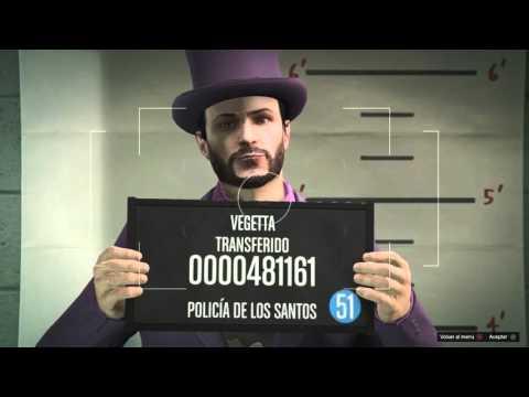 GTA V ONLINE PS4: CAZAS,ARMAS,PERSONAJES,VEHICULOS Y HOMBRE DE PLATA Part 2