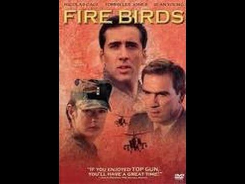 Fire Birds 1990 /  Nicolas Cage, Tommy Lee Jones, Sean Young movies